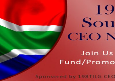 198TILG South Africa CEO Network, USA