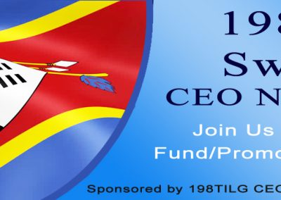 198TILG Swaziland CEO Network, USA