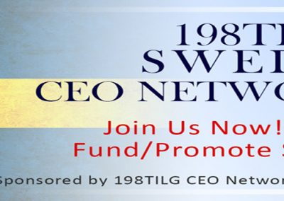 198TILG Sweden CEO Network, USA