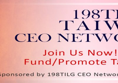 198TILG Taiwan CEO Network, USA