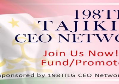198TILG Tajikistan CEO Network, USA