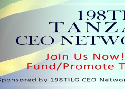 198TILG Tanzania CEO Network, USA