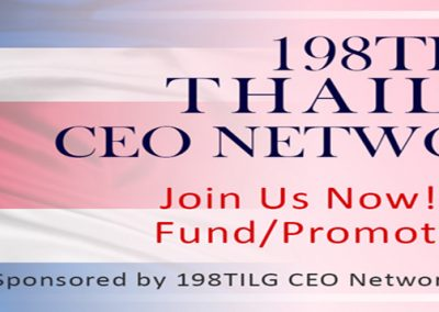 198TILG Thailand CEO Network, USA