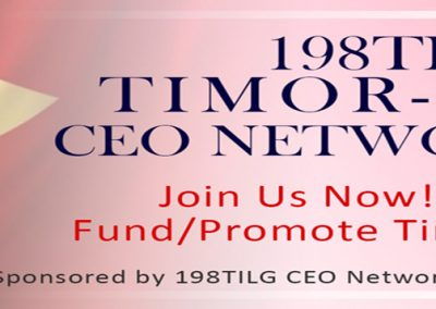 198TILG Timor-Leste CEO Network, USA
