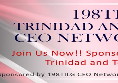 198TILG Trinidad and Tobago CEO Network, USA