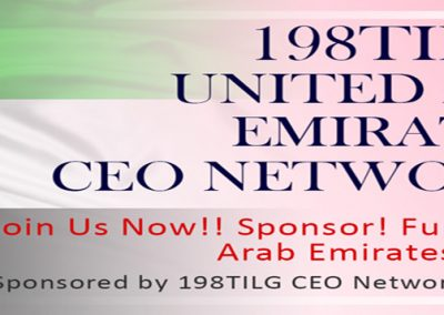 198TILG United Arab Emirates CEO Network, USA
