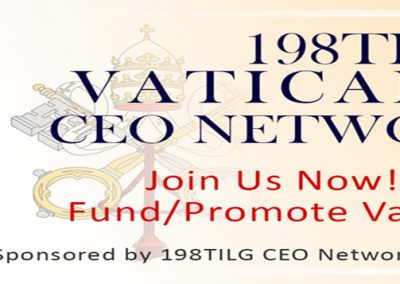 198TILG Vatican City CEO Network, USA