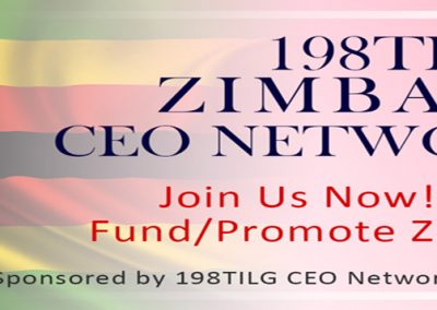 198TILG Zimbabwe CEO Network, USA